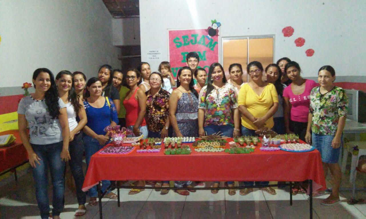 Foto de Prefeitura de Bonfim do Piauí organiza Oficina de Doces e Chocolates