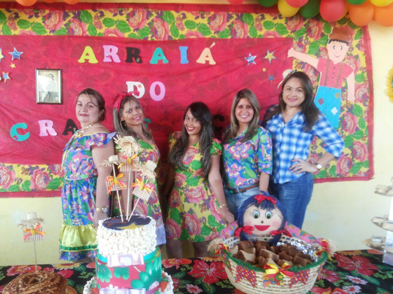 Photo of Secretaria de Assistência Social realiza Arraiá do CRAS e SCFV em Fartura do Piauí