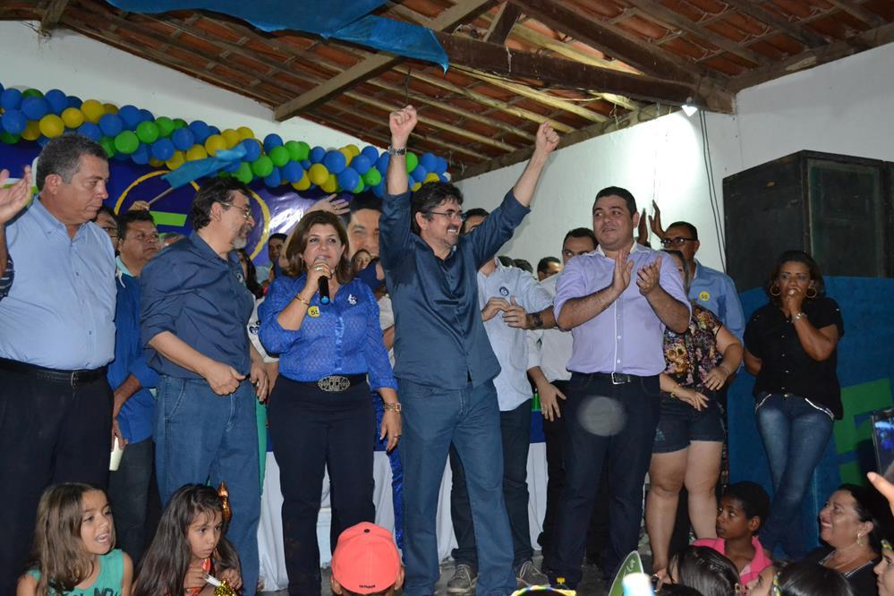 Foto de Em convenção PSD anuncia Delaneide como candidata à reeleição em Campo Alegre de Lourdes