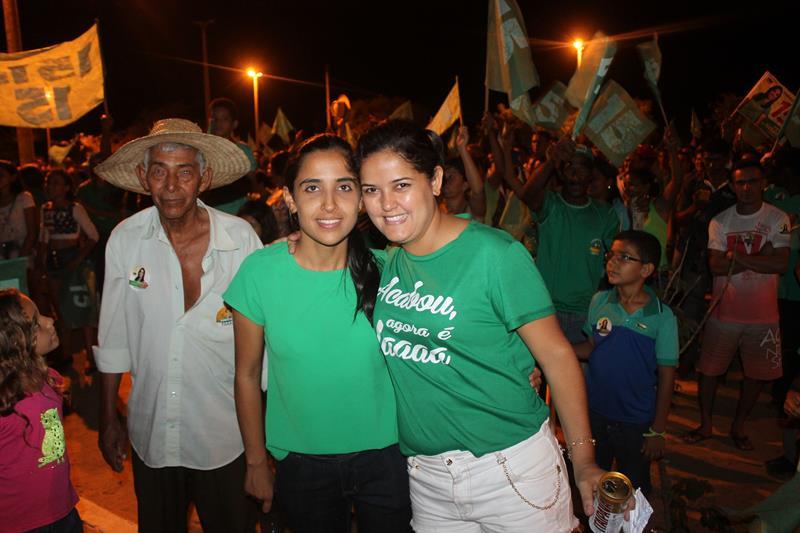 Photo of Kaylane realiza mega carreata e comício em Jurema do Piauí