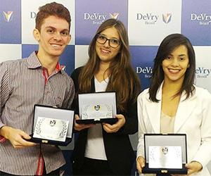 Foto de Jovem de Dirceu Arcoverde vence concurso nacional de saúde