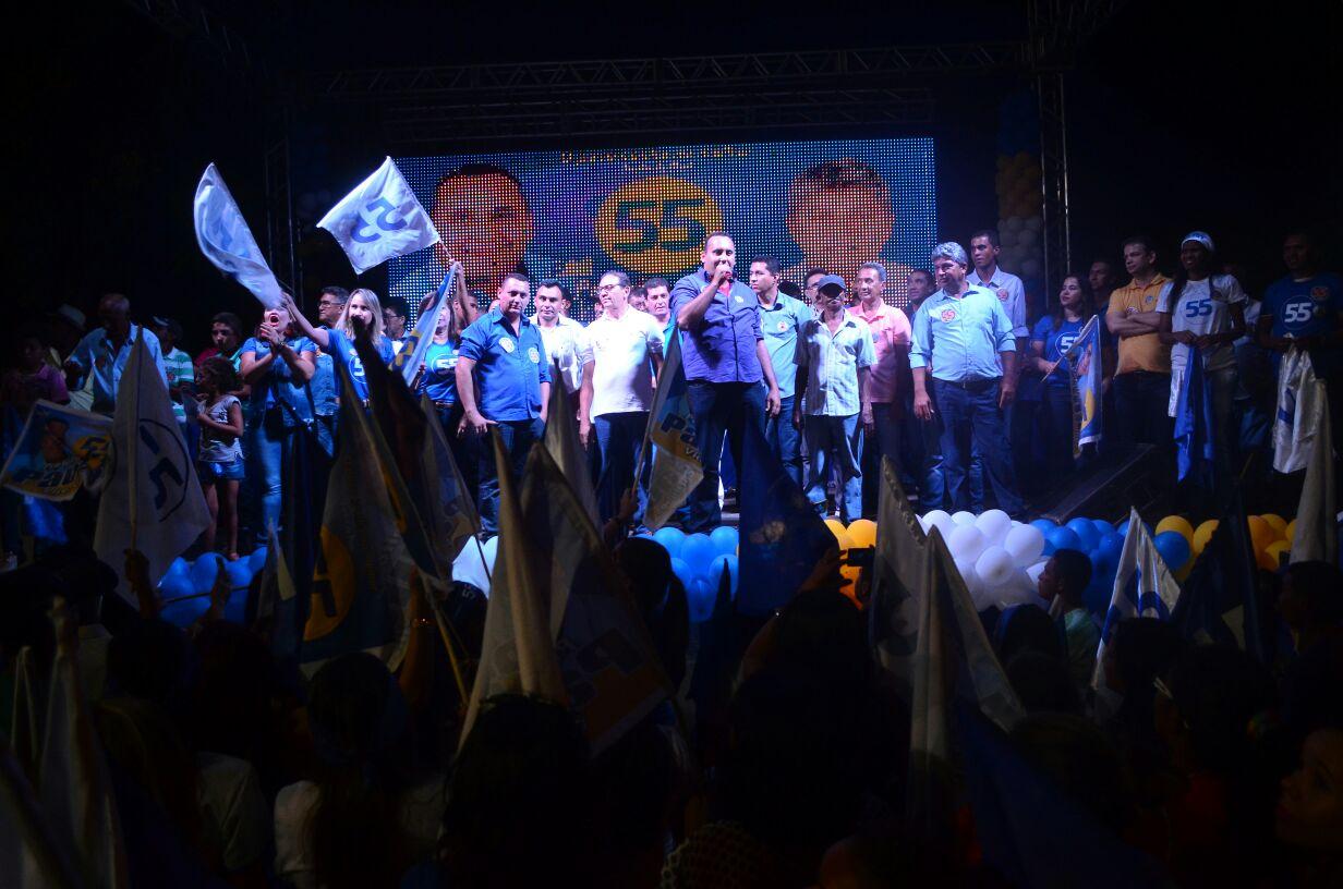 Foto de Em disputa apertada Paulão ganha a eleição em Bonfim do Piauí
