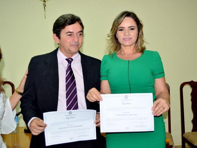 Photo of Veja como foi a diplomação de Raimundo Nei em Anísio de Abreu