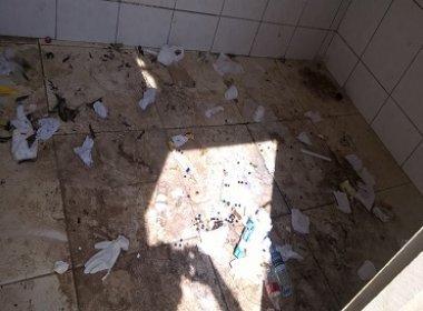 Foto de Hospital Municipal de Campo Alegre de Lourdes é interditado; prefeito culpa antecessora