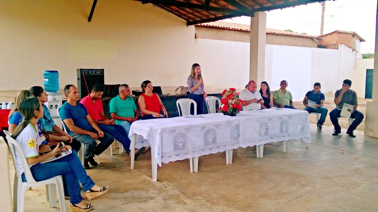 Photo of Presidente da FESPPI participa de assembleia no sindicato de São Braz do Piauí