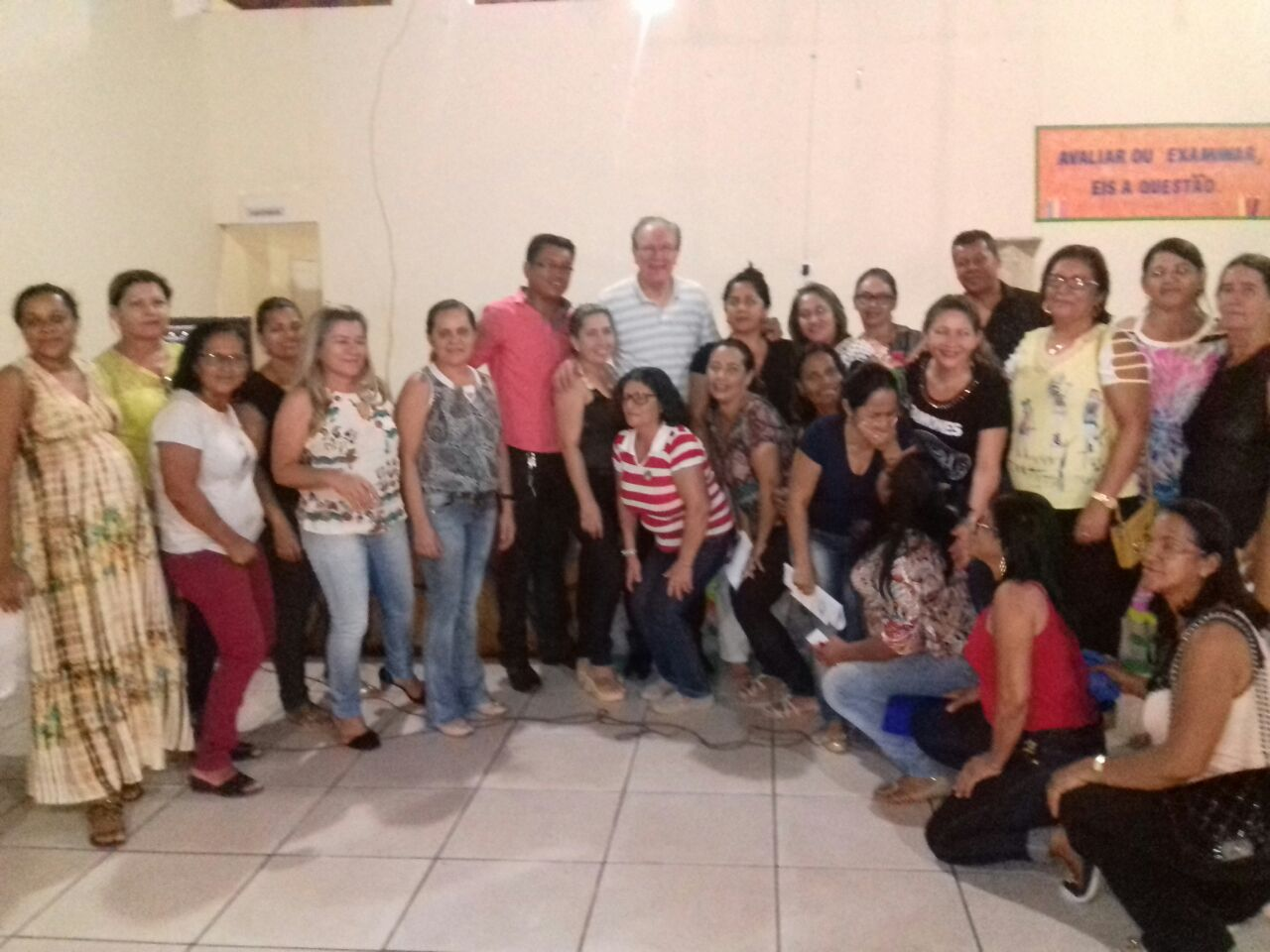 Foto de Secretaria de Educação promove palestra para professores em Dirceu Arcoverde