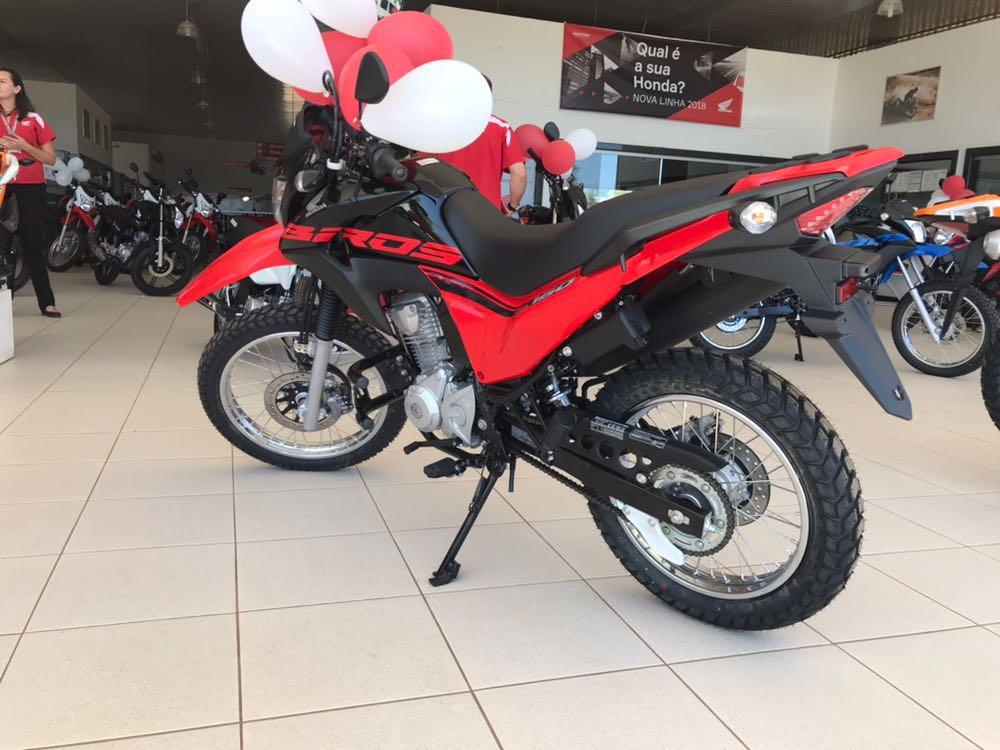 Serrana Motos Entrega Varias Honda Nxr 160 Bros Em Sao Raimundo
