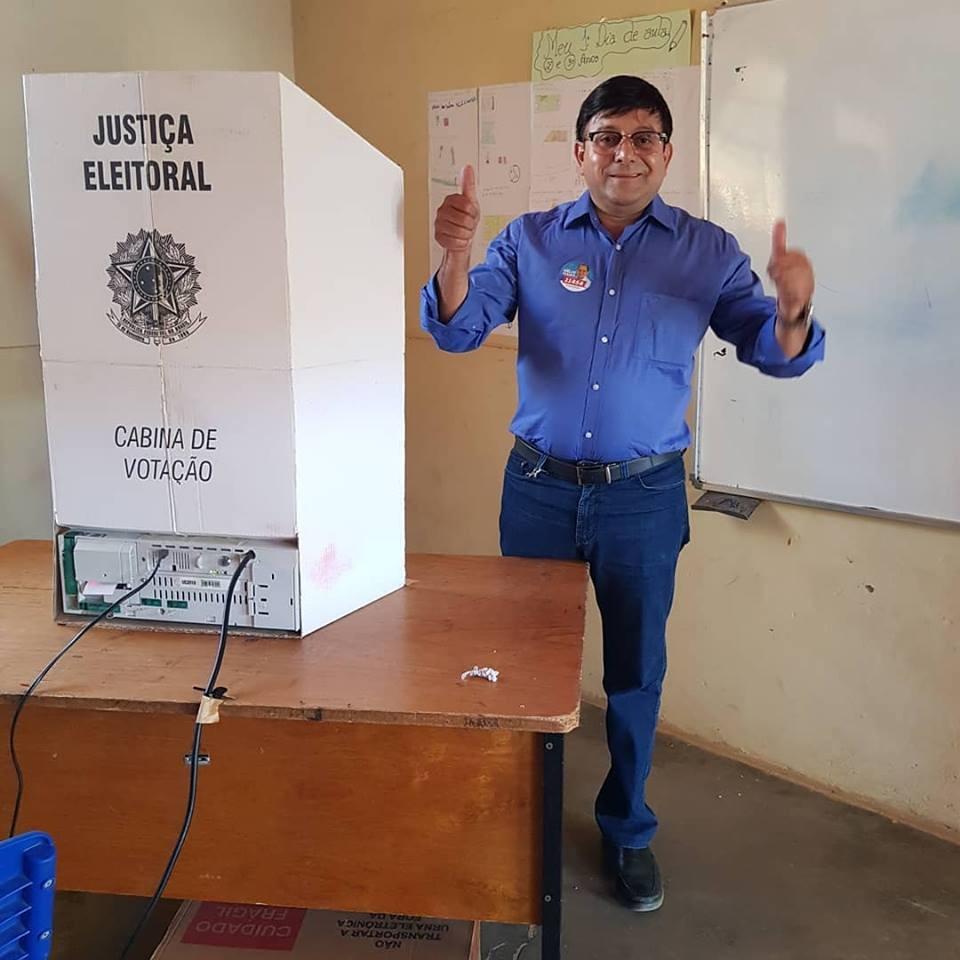 Foto de Prefeito Maninho comemora resultados das Eleições 2018