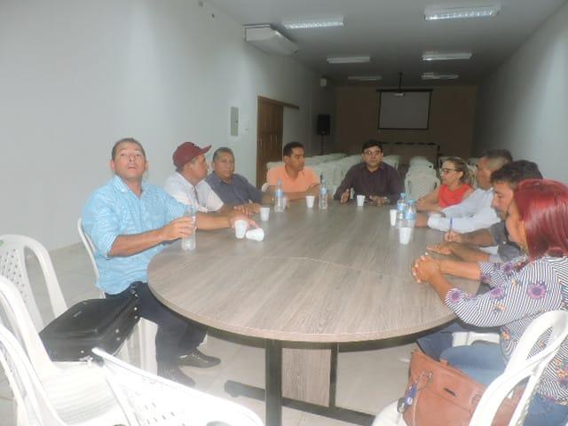 Foto de Prefeito Maninho dedica o dia para realinhamento da gestão em reunião de ação