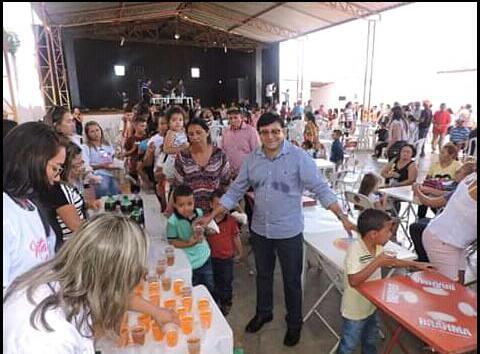 Foto de Prefeito Maninho realiza Natal Feliz em Coronel José Dias