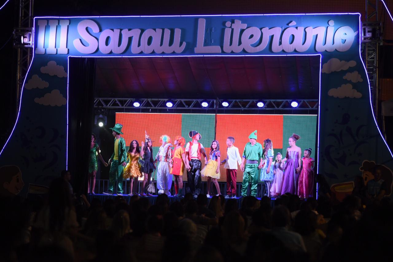 Foto de 3ª edição do Sarau Literário encantou o público em São Raimundo Nonato