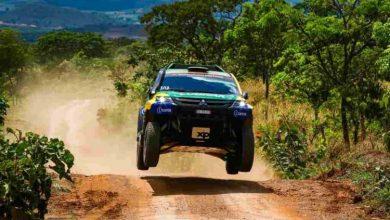 Foto de São Raimundo Nonato está no roteiro da edição 2021 do Rally dos Sertões
